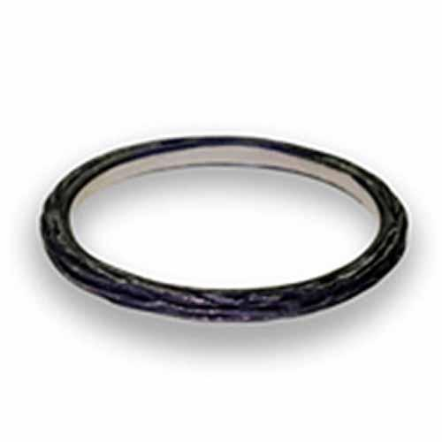 Pebble Stacking Ring + Cobalt Chrome