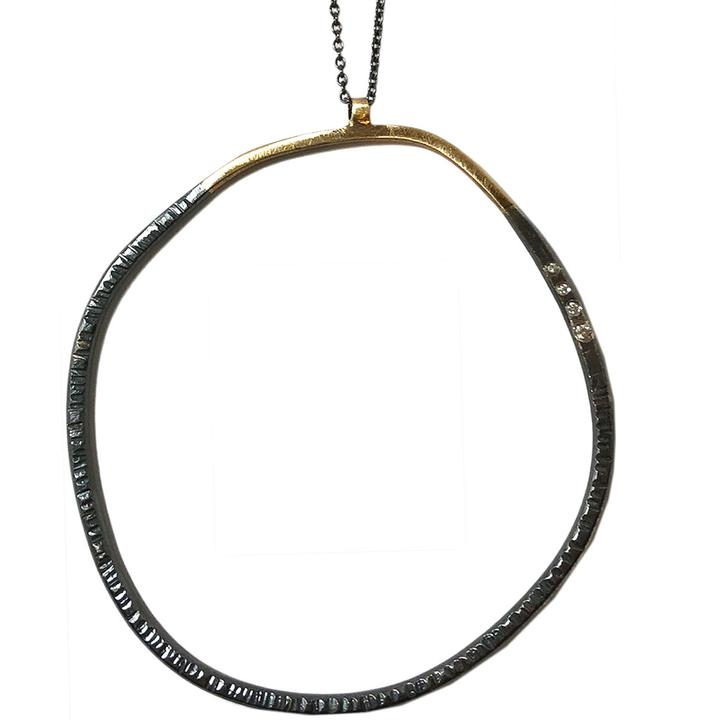 Long Turning Aspen Necklace