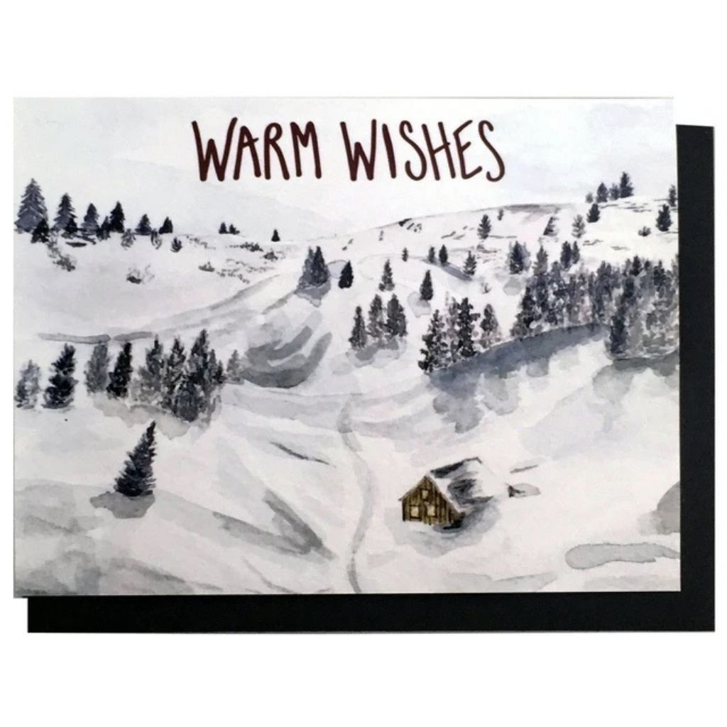 Warm Wishes Card