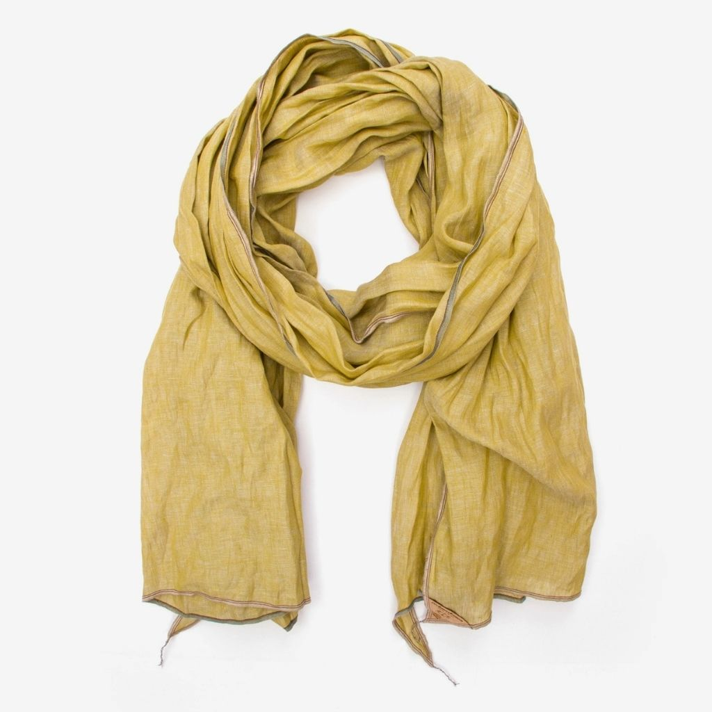 Mustard Magic Scarf