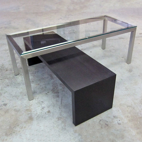 Two-Piece Coffee Table