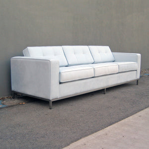 Tufted Club Sofa