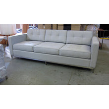 Load image into Gallery viewer, Tufted Club Sofa