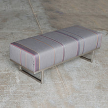 Load image into Gallery viewer, Blythe Rectangular Ottoman