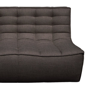 N701 Curved Corner Sectional