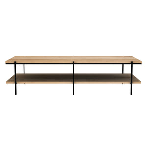 Oak Rise Rectangular Coffee Table