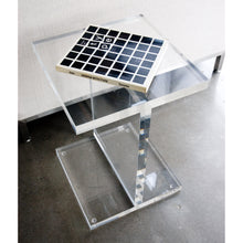 Load image into Gallery viewer, Acrylic I-Beam Table