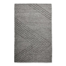 Load image into Gallery viewer, Avro Rug – Charcoal