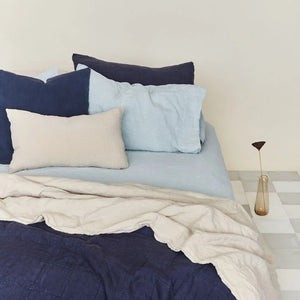 Linen Bedding - King