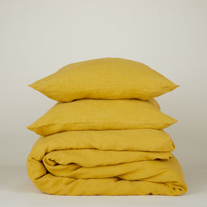 Linen Bedding - Queen