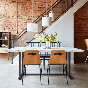 Hastings Trestle Table