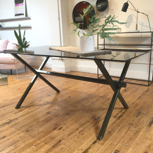 Crosshatch Table