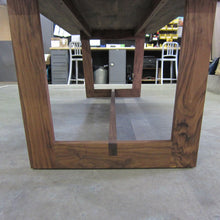 Load image into Gallery viewer, Walnut Hastings Trestle Table