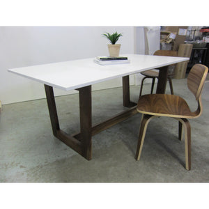 Walnut Hastings Trestle Table
