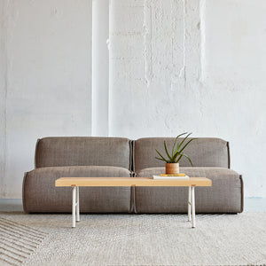 Nexus Modular Sofa – 2 Piece