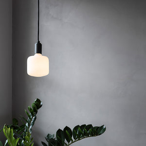 LED Oblo Porcelain Bulb