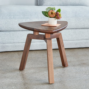 Solana Triangular End Table