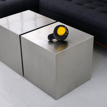 Load image into Gallery viewer, Stainless Steel Cube