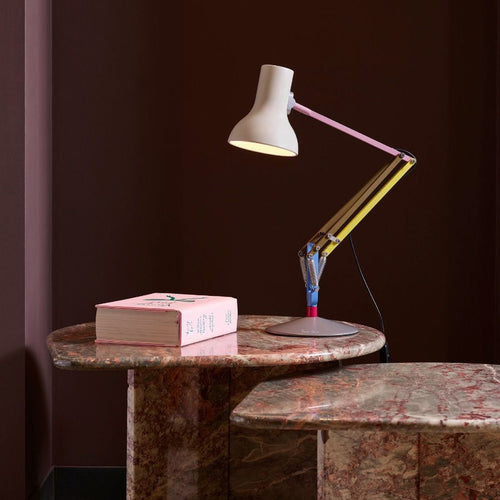 Type 75 Mini Desk Lamp Paul Smith Edition