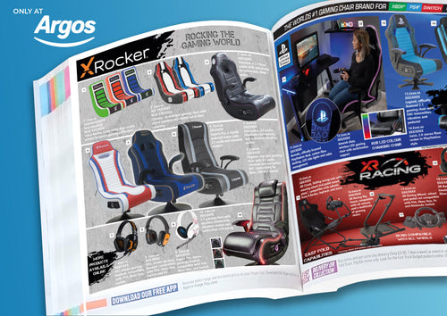 New Products Available at Argos Now!