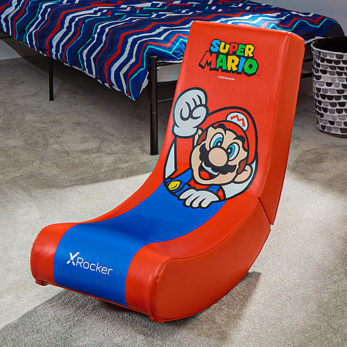 X Rocker Announces Launch Of Officially Licenced Nintendo Gaming Chairs