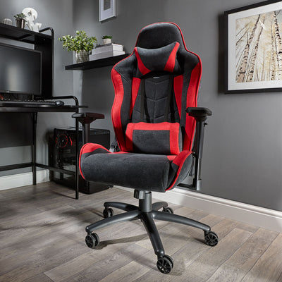 Siena X Rocker® PC Gaming Chair - Red (0791601)