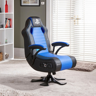 Official PlayStation® Legend 2.1 Audio X Rocker Gaming Chair (5139401)