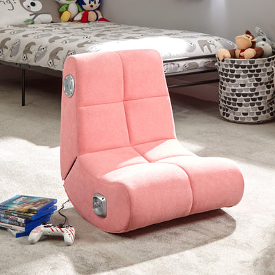 PlayPad 2.0 Floor X Rocker® Gaming Chair - Pink (5116601)