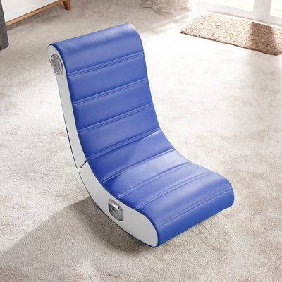 Play 2.0 Floor X Rocker® Gaming Chair - Blue (5181201)