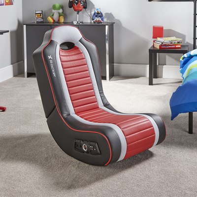 Cyclone 2.1 X Rocker® Audio Gaming Chair