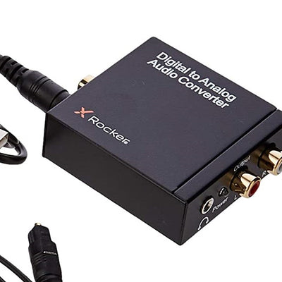 X Rocker DAC Audio Legacy Adapter (5107801)