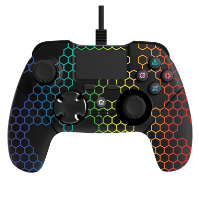 X Rocker PS4 Wired Controller - Neo Hex (5137101)