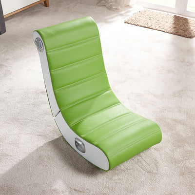 Play 2.0 Floor X Rocker® Gaming Chair - Green (5181401)