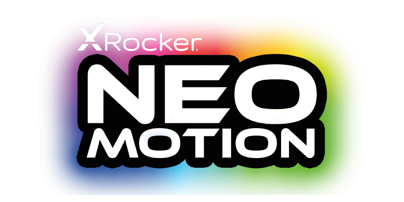 X Rocker Neo Motion Logo