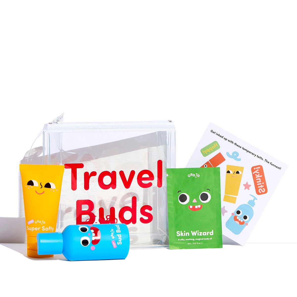 Travel Buds