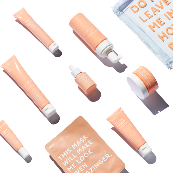 The Lot, Go-To Skin Care Set