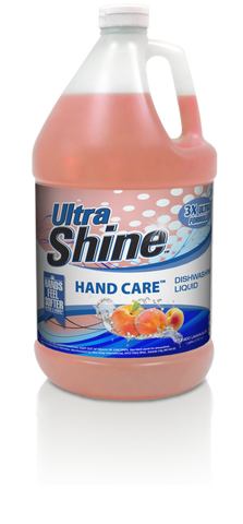 3X Ultra Shine™ Dishwashing Liquid - Hand Care™  - 1 Gallon