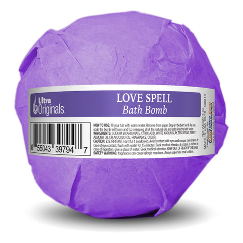 Ultra Originals™ Bath Bomb - Another Love - 3 Pack