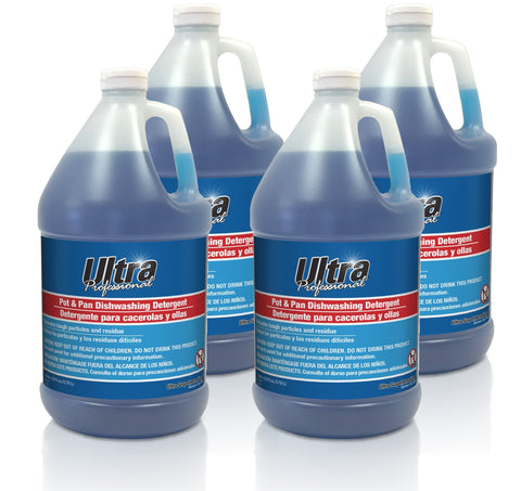 Ultra Professional™ Pot & Pan Dishwashing Detergent