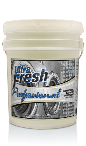 Ultra Fresh® Professional Commercial Laundry Detergent - Free & Clear