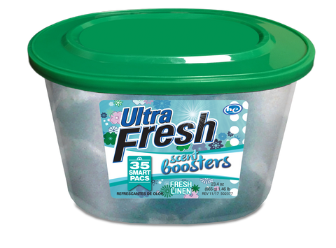 Scent Booster Smart Pacs - Fresh Linen™ - 35 count