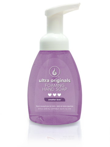 Ultra Originals - Foaming Hand Soap - Another Love™ - 8 oz Filled Reusable Dispenser