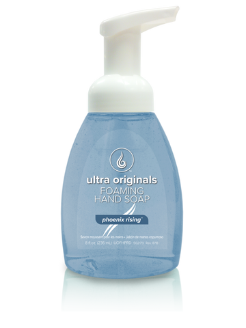 Ultra Originals - Foaming Hand Soap - Phoenix Rising™ - 8 oz Filled Reusable Dispenser