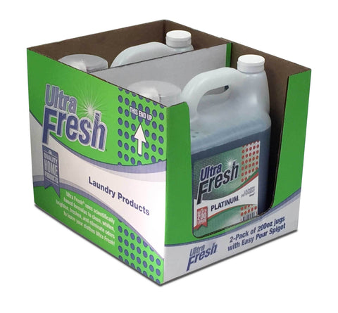 Club Pack of Ultra Fresh® Original Green™ - Two 200oz Jugs