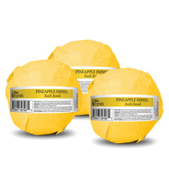 Ultra Originals™ Bath Bomb - Pineapple Papaya - 3 Pack