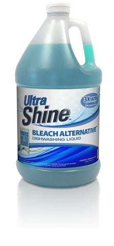 Ultra Shine 3X Dishwashing Liquid - Bleach Alternative™  - 1 Gallon