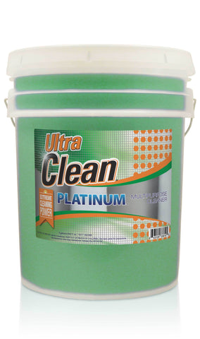 Ultra Clean™ Platinum™ Multipurpose Cleaner Unscented Five Gallon Ready-to-use Refill