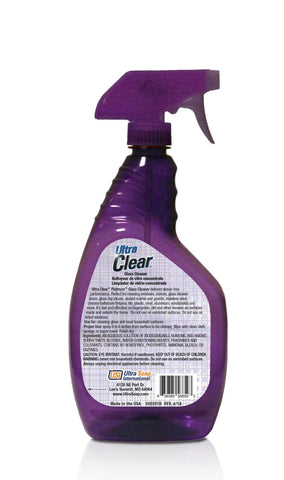 Ultra Clear™ Platinum™ Lavender Glass Cleaner 32 fl.oz. Ready-to-use