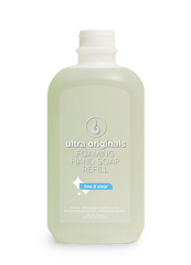 Ultra Originals - Foaming Hand Soap - Fragrance Free Dye Free™ - 48 oz Refill