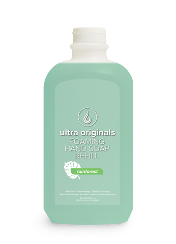 Ultra Originals - Foaming Hand Soap - Rainforest™ - 48 oz Refill